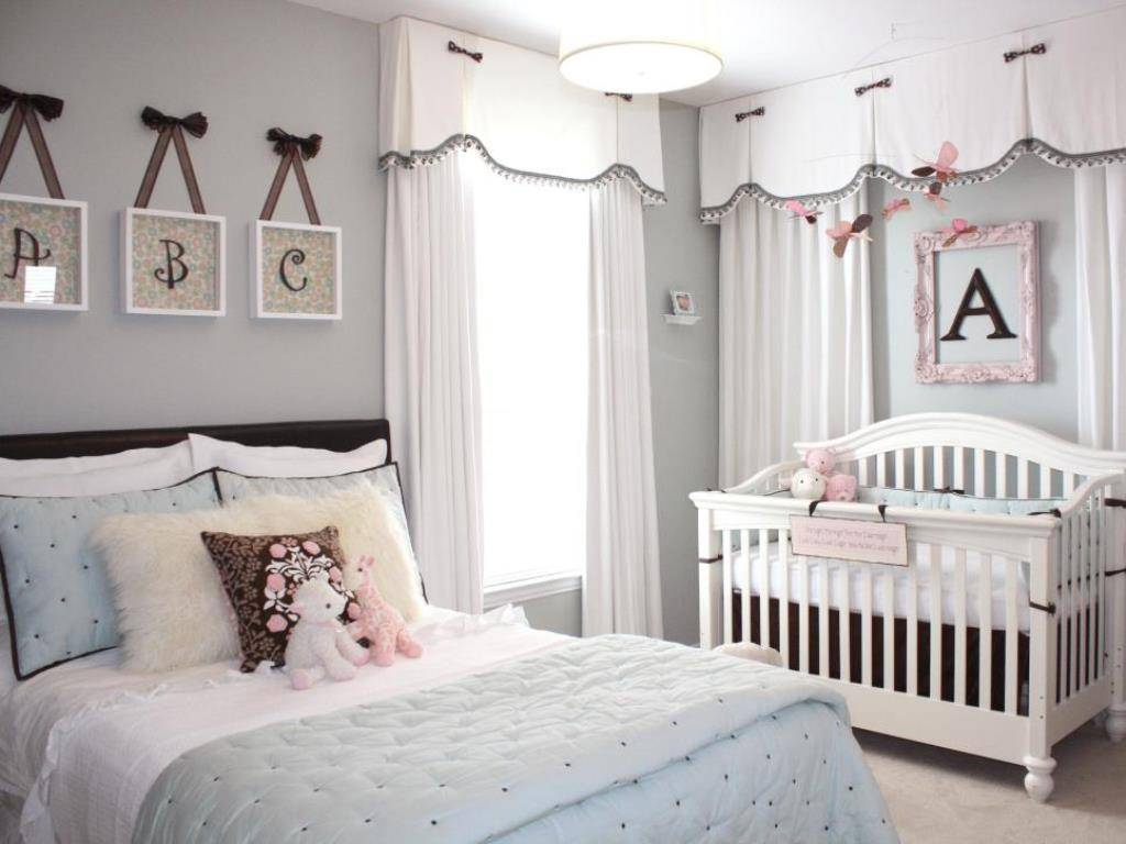 Nursery Window Treatments Idea Phobi Home Designs