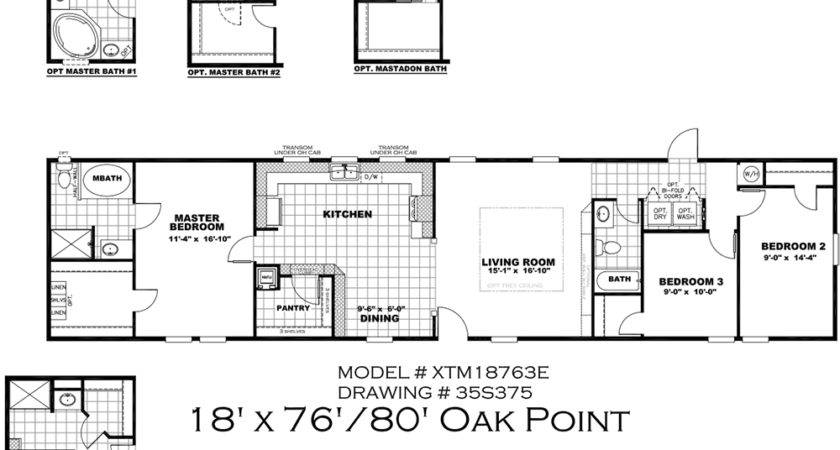 Oak Point Clayton Don Mobile Homes