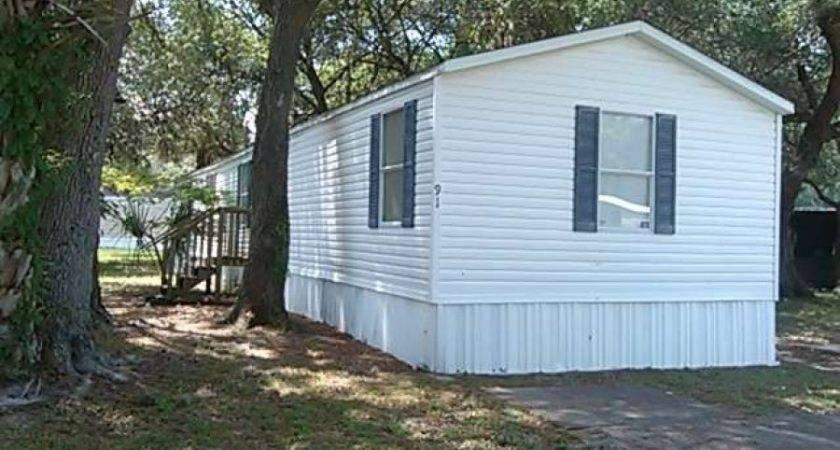 Oak Wood Mobile Home Usa Inglis Florida Vacation