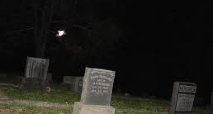 Oakwood Cemetery Haunted Places Ravenel Street Spartanburg