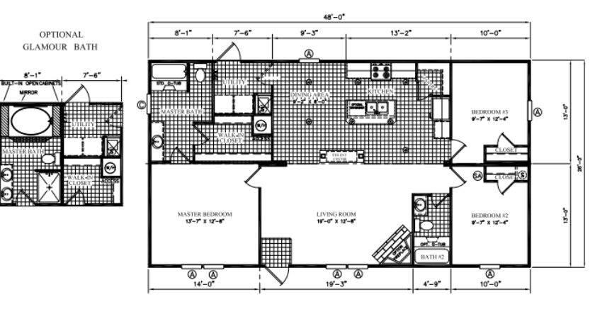 Oasis Homes Augusta Manufactured Home Dealer