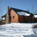 Oasis Log Homes Timberline