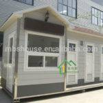 Office Sale France Eco Movable Prefabricated Container House