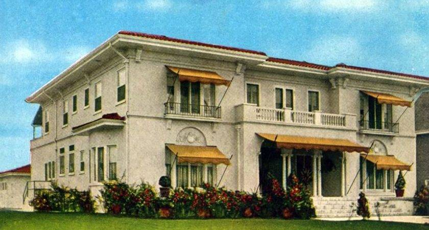 Old Hollywood Home Harold Lloyd Greenacres Estate