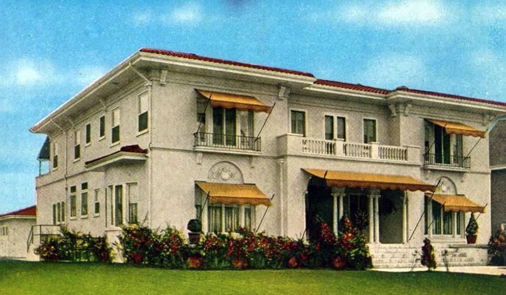 Old Hollywood Home Harold Lloyd Greenacres Estate