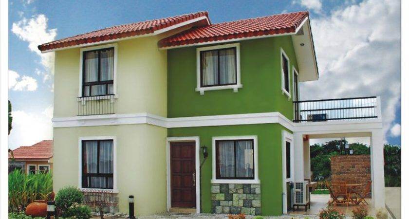Olive Model House Parc Regency Iloilo Houses