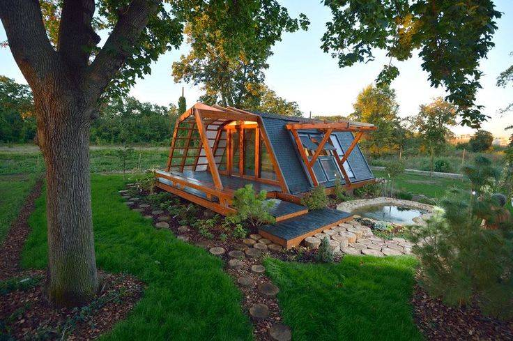 One Concept Tiny House Built Super Efficient