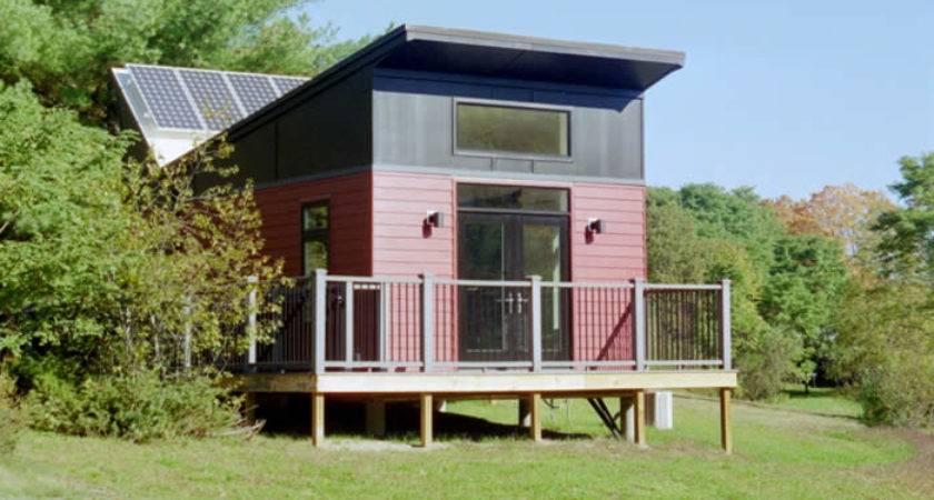 One Modular Home Manufacturer Has Gotten Into Green