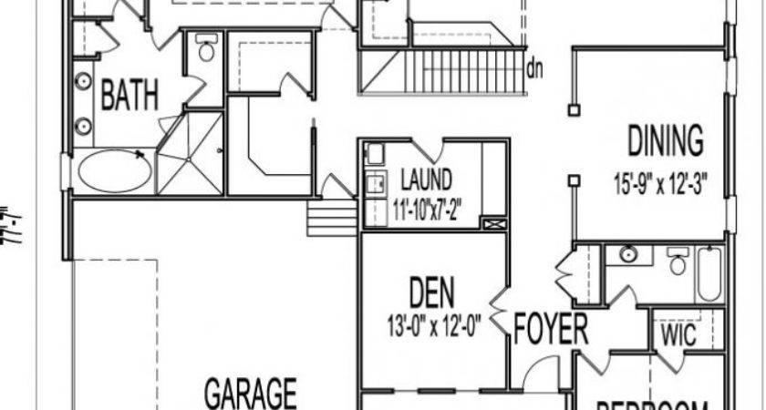 One Story Two Bedroom House Plans Elegant Floor