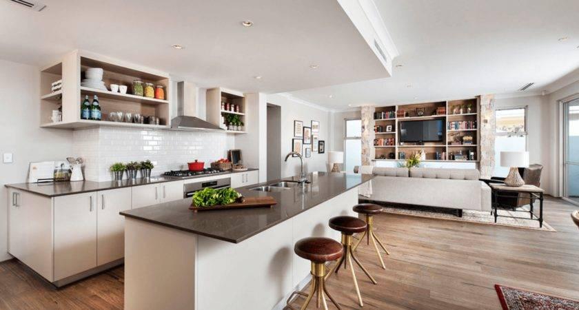 Open Floor Plans Trend Modern Living Interior Design
