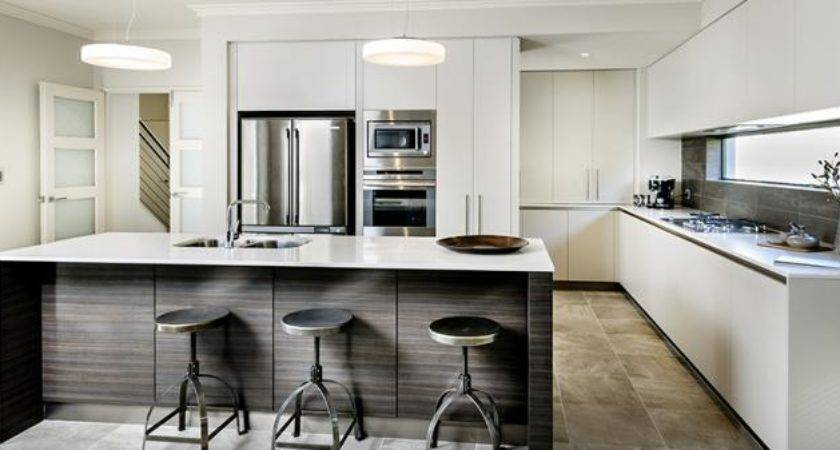 Opus Display Home Kitchen Apg Homes Perth