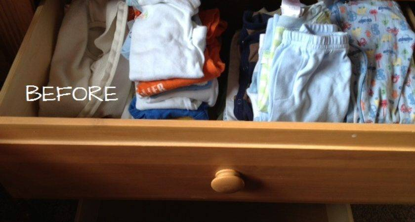 Organize Your Clothes Dressers