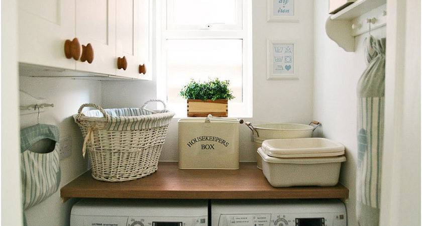 Organize Your Laundry Room Few Things Before Number Two