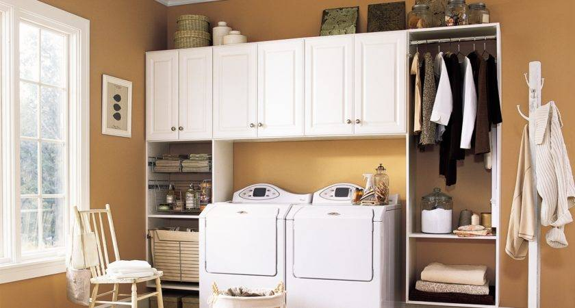 Organized Your Laundry Room Hangerstation