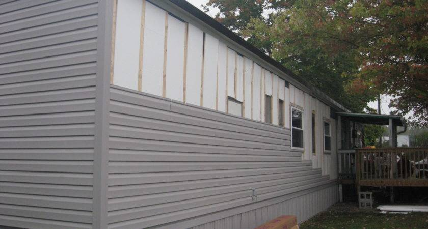 Our Siding Installation Service Mobile Home