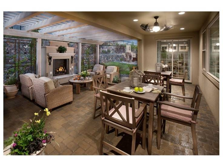 Outdoor Living Amazing Floor Plan Interior Design Concept Pinte