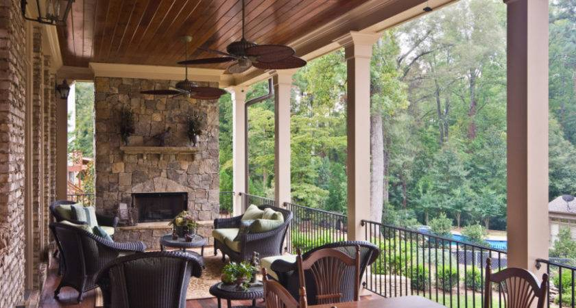 Outdoor Living Space Before Amp After Driveways Spaces