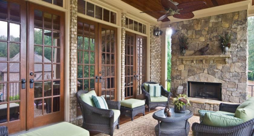 Outdoor Living Space Hammertime Construction Inc Atlanta