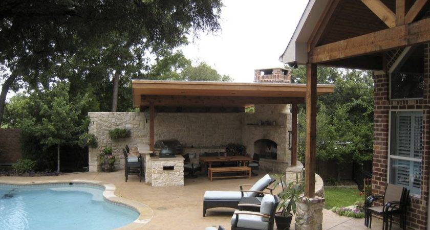 Outdoor Living Spaces Texas Best House Plans Creative Architects