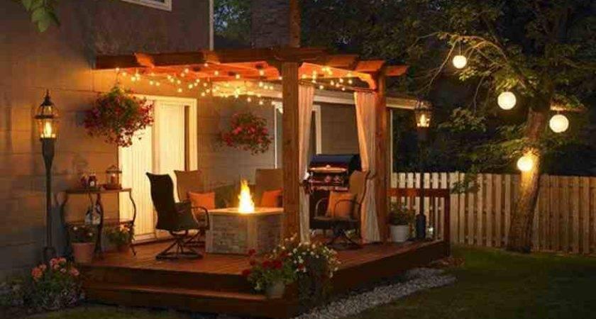 Outdoor Patio Lighting Ideas Decor Ideasdecor