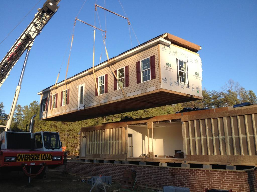 Outstanding Modular Home Excellent Virginia