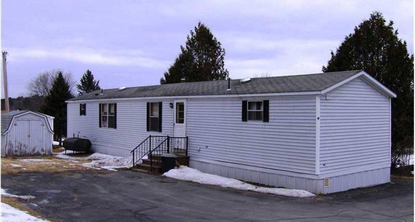 Oxford Single Wide Mobile Home Milo Maine