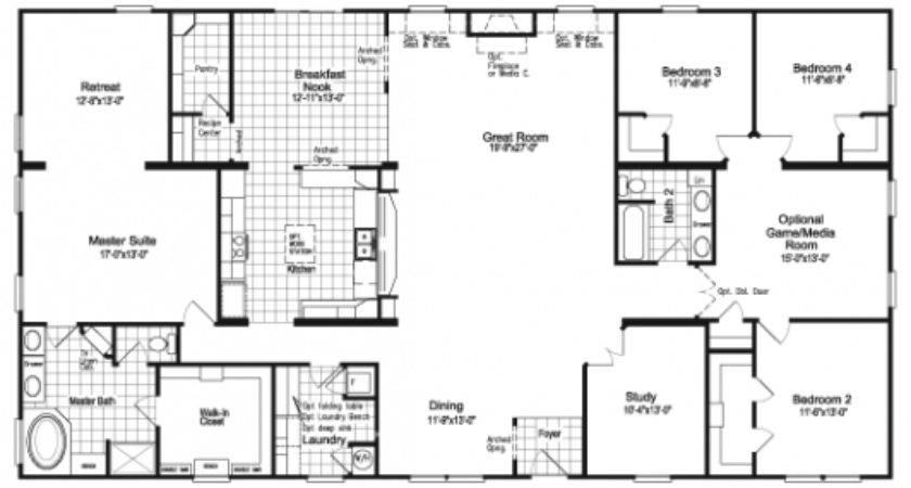 Palm Harbor Modular Homes Floor Plans