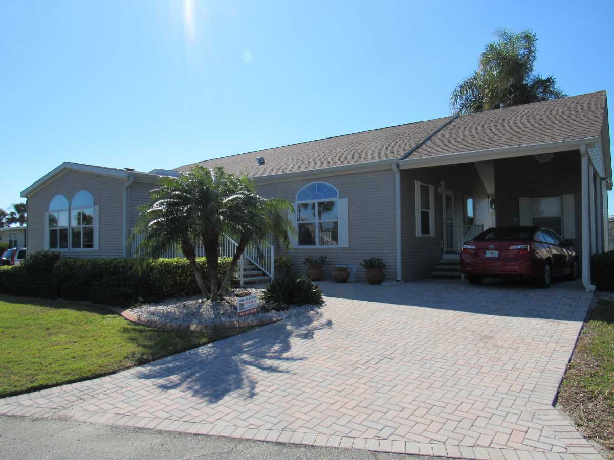 Palm Harbor Triple Wide Manufactured Home Sale Venice