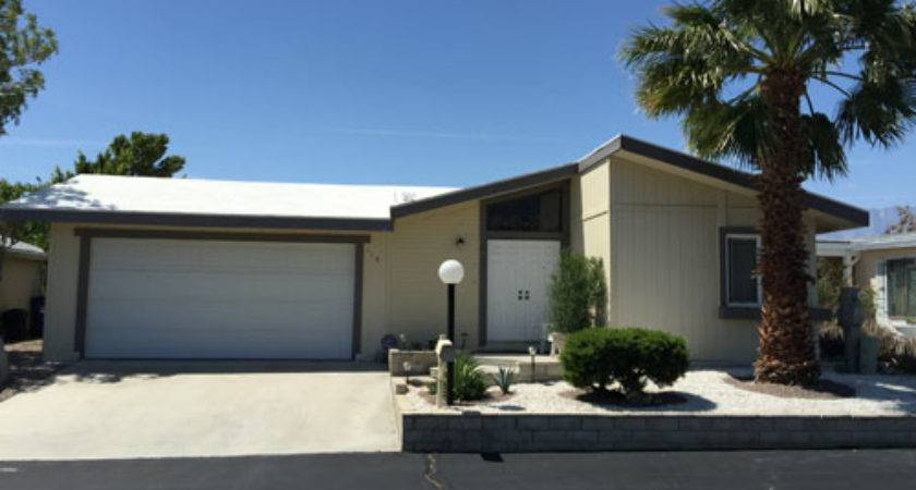 Palm Springs Area Mobile Homes Sale Desert