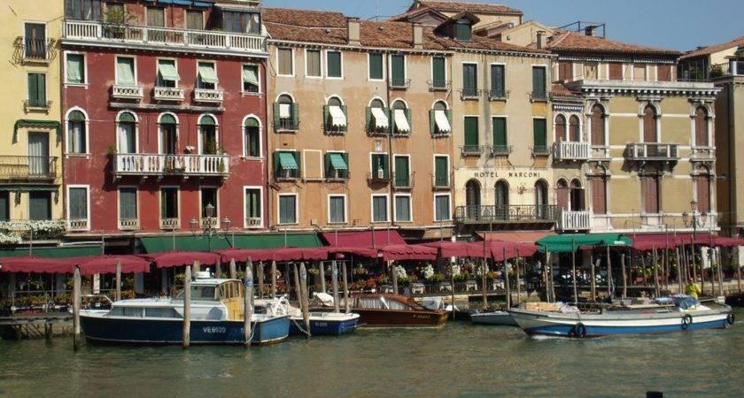 Panoramio Venice Houses Rialto