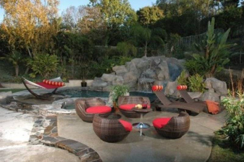 Patio Decorating Ideas Photos Living Room