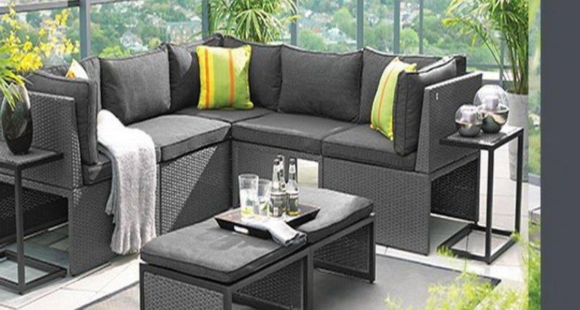 Patio Furniture Small Spaces Best