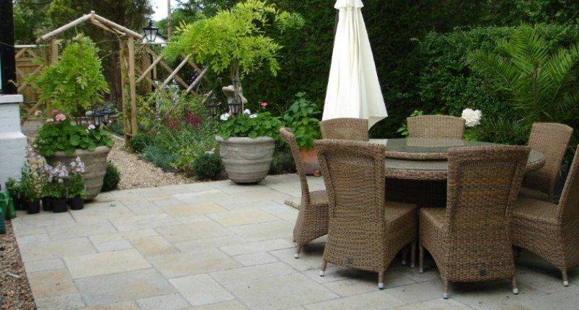 Patio Garden Ideas Apartment
