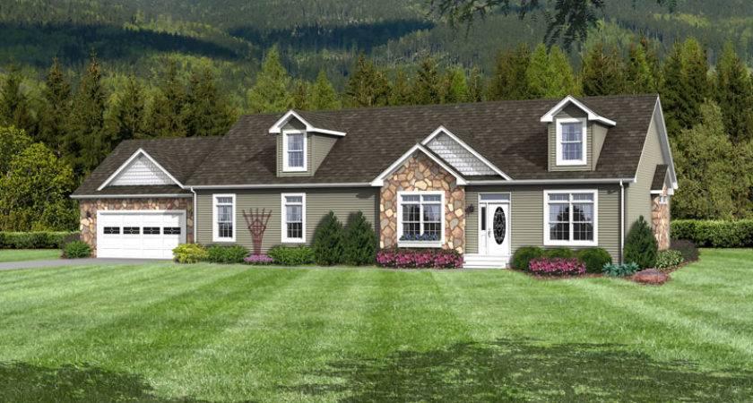 Patriot Cornerstone Homes Indiana Modular Home