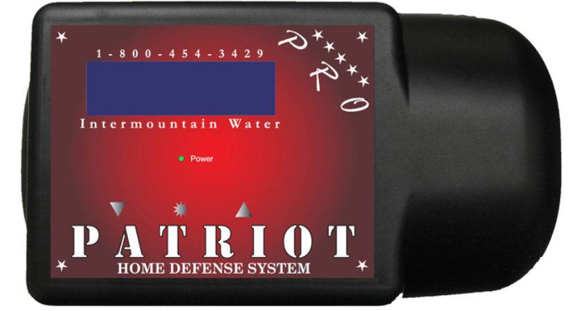 Patriot Water Softeners Plumber Choice