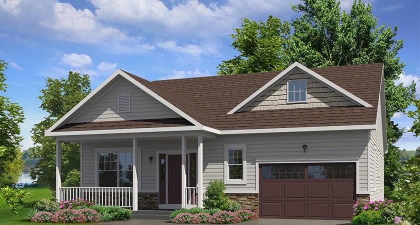 Pebble Creek Ranch Style Modular Homes