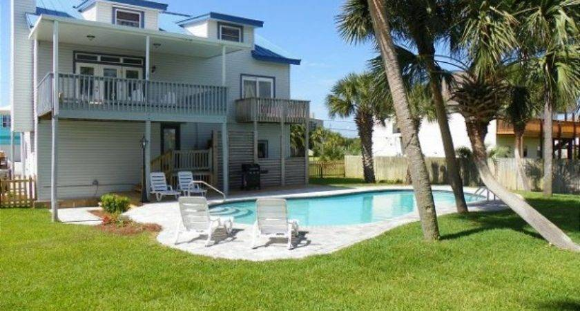 Pensacola Beach Vacation Rental Beachhouse