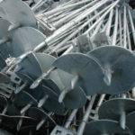 Pensacola Miscellaneous Mitigation Four Foot Long Steel Anchors
