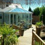 Permanent Gazebo Hot Tub Enclosures Ant Deckin Leicester Corby