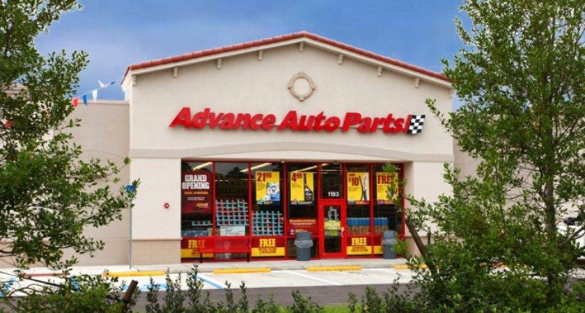 Pete Company Sells Advanced Auto Parts Building Million