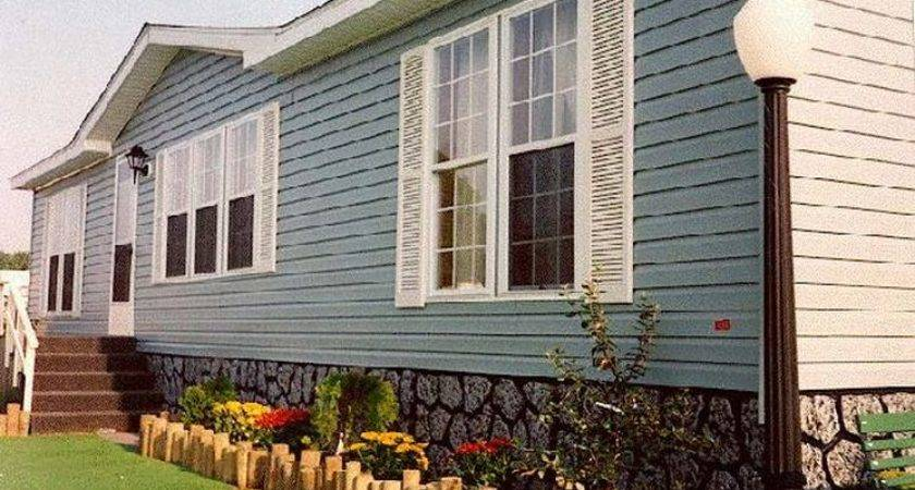Photos Create Mobile Home Skirting Ideas Bestofhouse