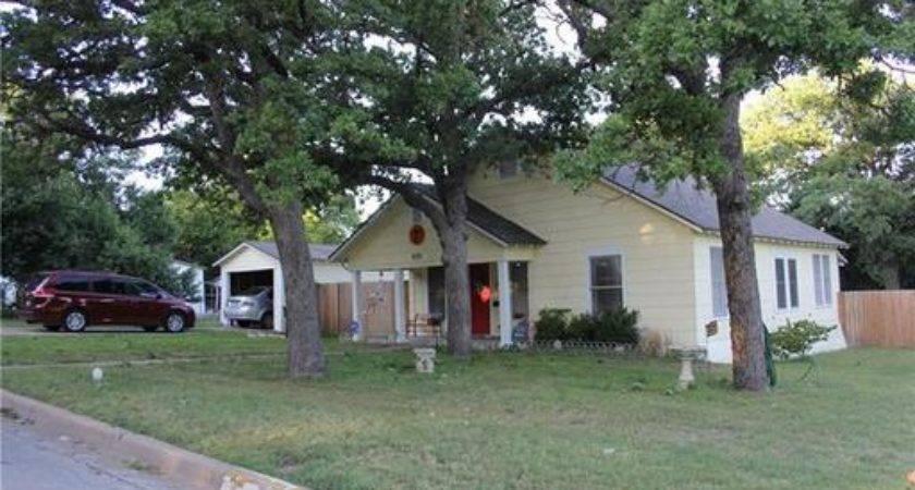 Photos Sloan Street Weatherford Home