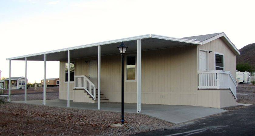 Picacho Peak Champion Manufactured Home
