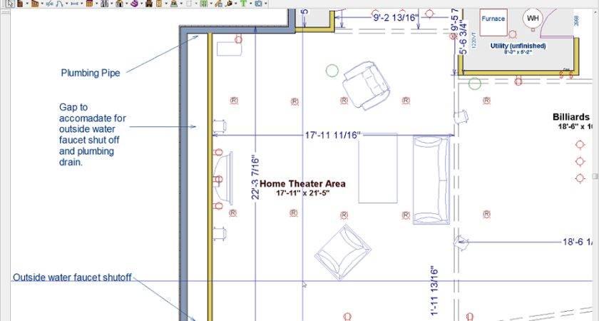 Pics Photos Home Theater Floor Plans