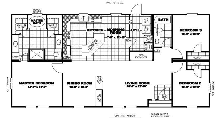 Pics Photos Manufactured Home Floor Plan Clayton