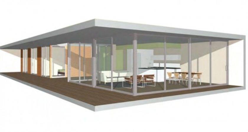 Piecehomes Flat Wrap Prefab Home Modernprefabs