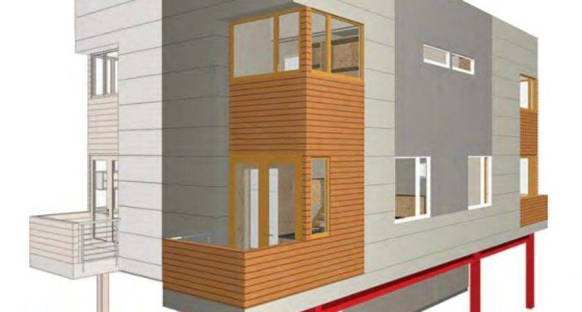 Piecehomes Single Prefab Home Modernprefabs