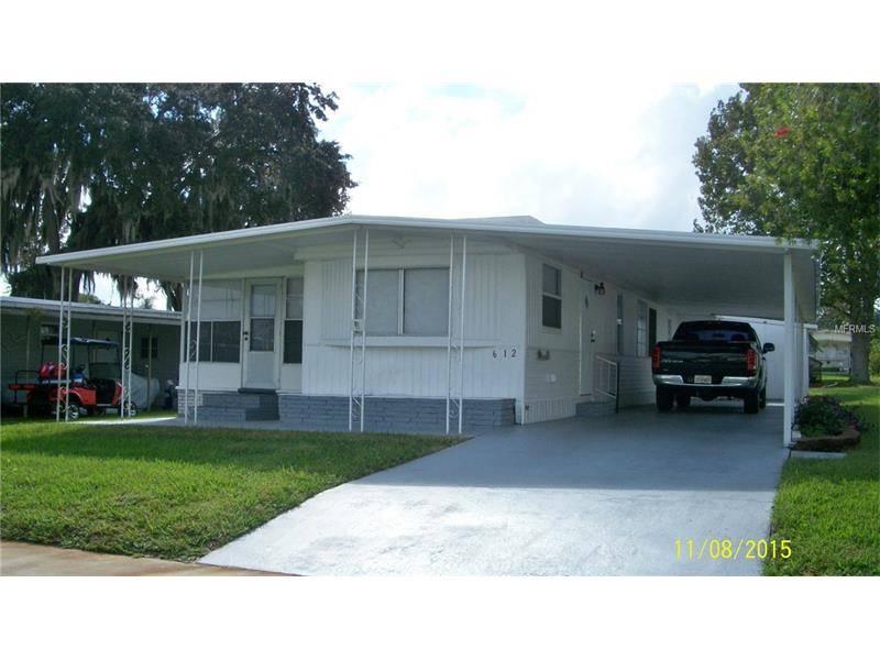 Pine Ridge Drive Lakeland Mobile Homes Sale Owner