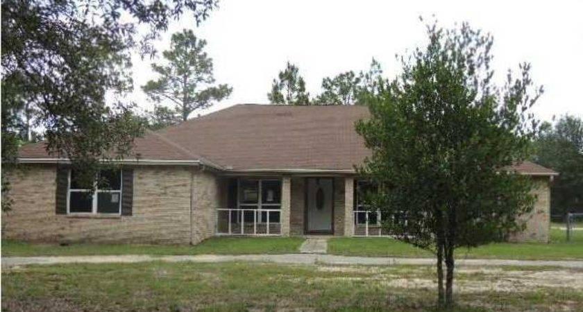 Pinederosa Trl Crestview Florida Foreclosed