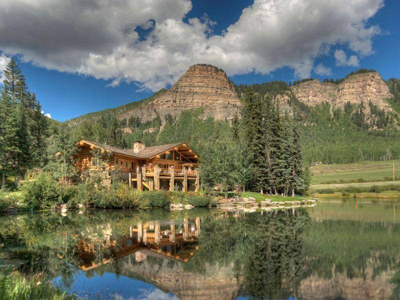 Pinnacle Drive Durango Colorado Lake Property